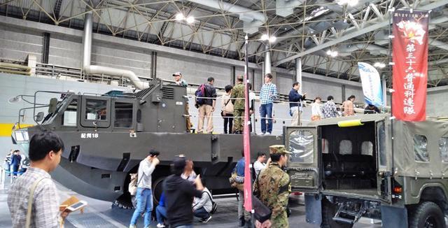 画像8: ホビーフェスで自衛隊をPR|大阪地本