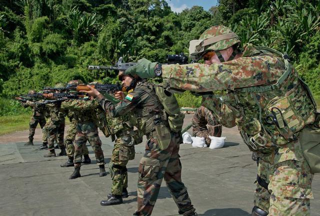 画像8: 対テロ戦術向上 インド陸軍と実動訓練|板妻駐屯地
