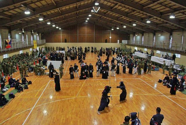 画像4: 2中隊が5連覇 銃剣道競技会|伊丹駐屯地