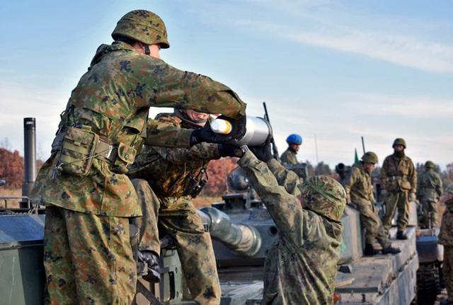 画像4: 戦車射撃競技 2戦連、71戦連が栄冠| 陸自7師団