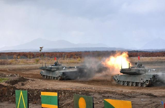 画像9: 戦車射撃競技 2戦連、71戦連が栄冠| 陸自7師団