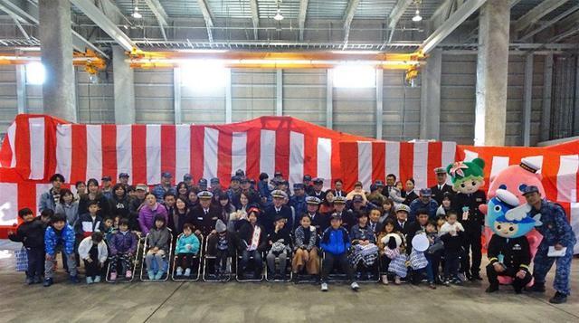 画像5: 年末行事で家族を慰労|海自佐世保弾薬整備補給所