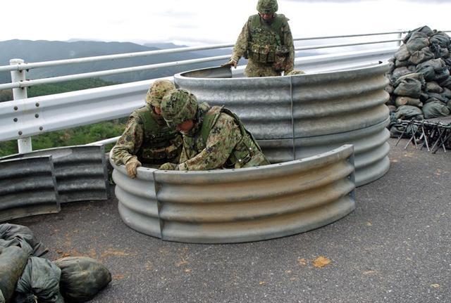 画像2: 「自ら考え、行動」連隊訓練検閲|久居駐屯地