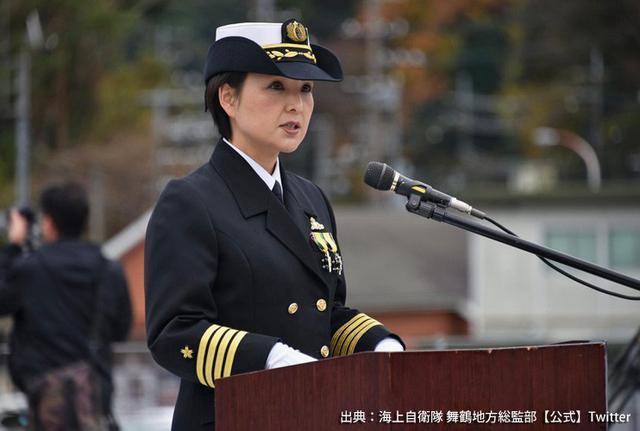 画像3: 女性初のイージス艦長着任|海上自衛隊