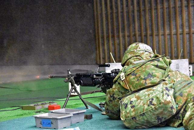 画像4: 小銃・機関銃 射撃技術競い合う|豊川駐屯地