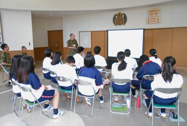 画像2: 高校生の災害総合学習を支援|兵庫地本