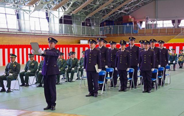 画像5: 「立派な自衛官に」自候生入隊式|青森駐屯地
