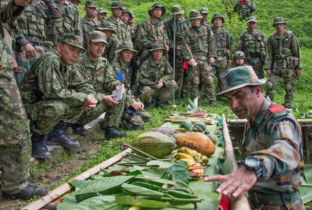 画像3: 対テロ戦術向上 インド陸軍と実動訓練|板妻駐屯地