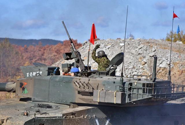 画像8: 戦車射撃競技 2戦連、71戦連が栄冠| 陸自7師団