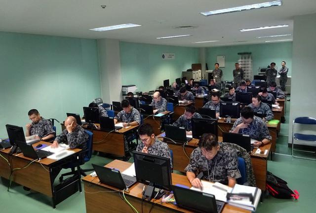 画像3: サイバー攻撃対処訓練で技能向上|空自システム管理群