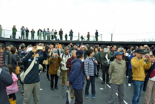 画像3: 護衛艦「いずも」青森に初入港|青森地本