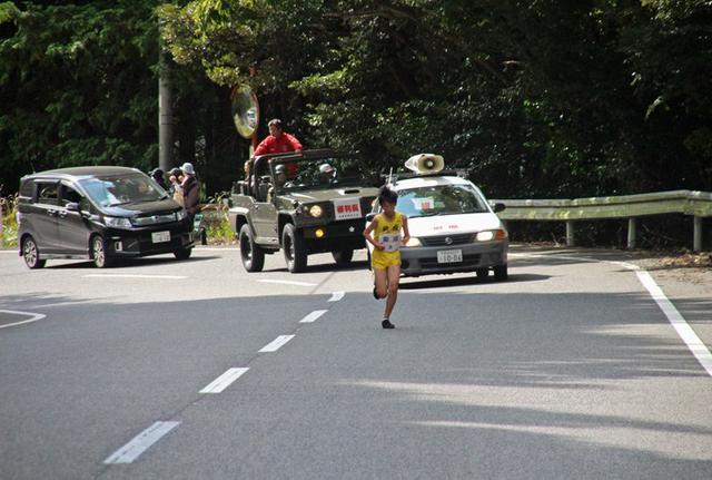 画像3: 駅伝大会を支援、団体に5チーム出場|陸自対馬警備隊