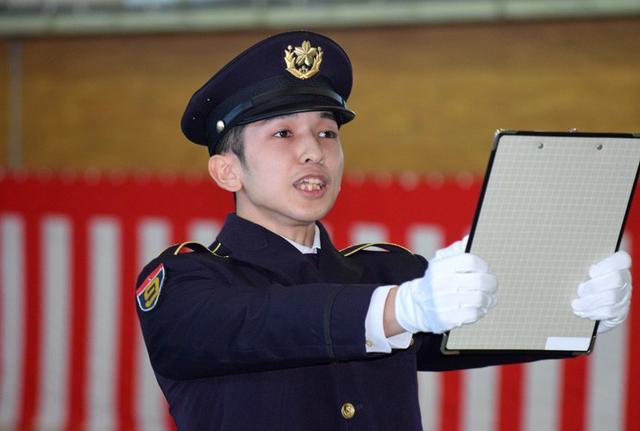 画像4: 「立派な自衛官に」自候生入隊式|青森駐屯地