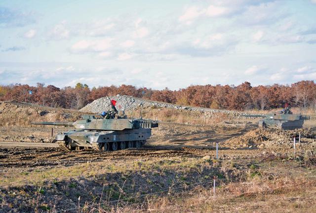 画像14: 戦車射撃競技 2戦連、71戦連が栄冠| 陸自7師団