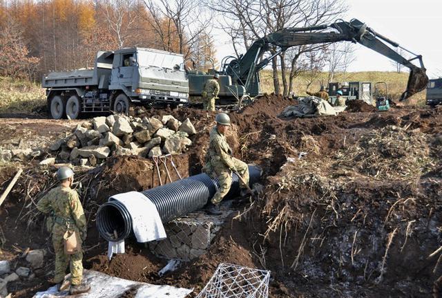 画像1: 演習場整備 あらゆる場面「作戦」に|陸自5旅団