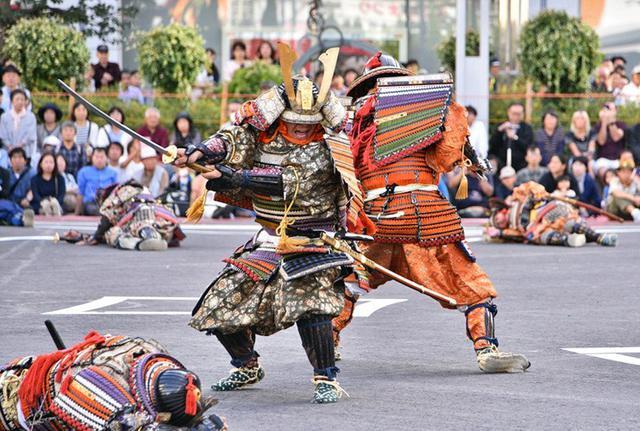 画像9: 郷土英傑行列で名古屋まつり支援|守山駐屯地