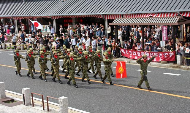 画像1: 「対馬を必ず防衛」39周年記念行事|対馬駐屯地