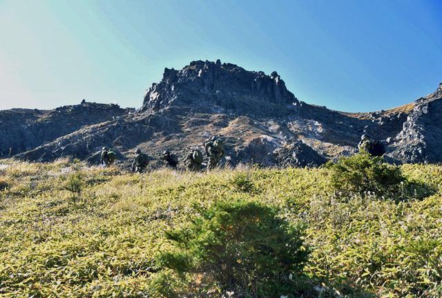 画像6: 北アルプス焼岳で山地機動訓練|守山駐屯地