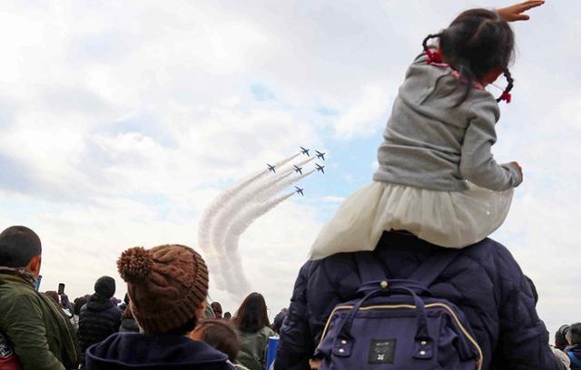 画像7: ファントム最後の航空祭|空自百里基地