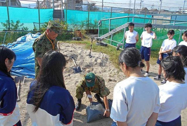 画像4: 高校生の災害総合学習を支援|兵庫地本