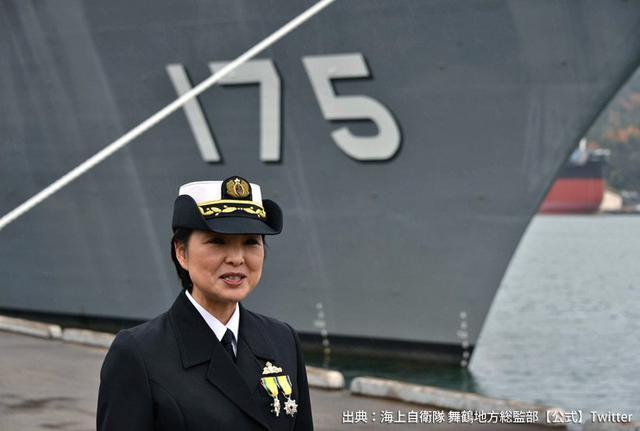 画像4: 女性初のイージス艦長着任|海上自衛隊