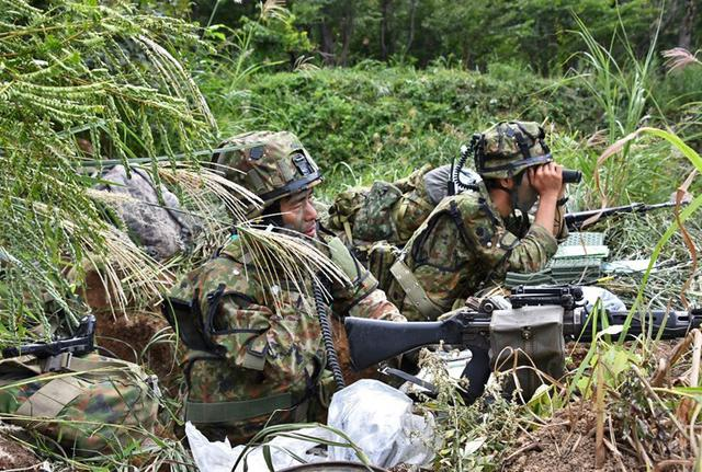 画像5: 部隊精強化へ 防御戦闘訓練|高田駐屯地