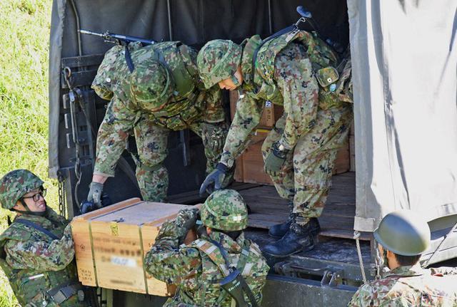 画像4: 「自ら考え、行動」連隊訓練検閲|久居駐屯地