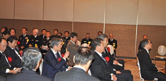 画像2: 三菱重工業、日本電気など表彰|防衛基盤整備協会