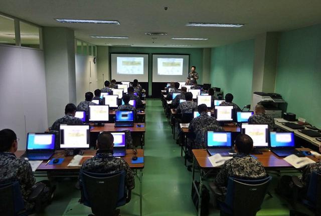 画像1: サイバー攻撃対処訓練で技能向上|空自作戦システム管理群