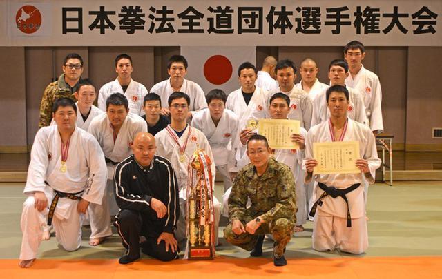 画像4: 全道日本拳法 8年ぶり2度目の優勝|名寄駐屯地