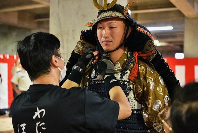 画像3: 郷土英傑行列で名古屋まつり支援|守山駐屯地