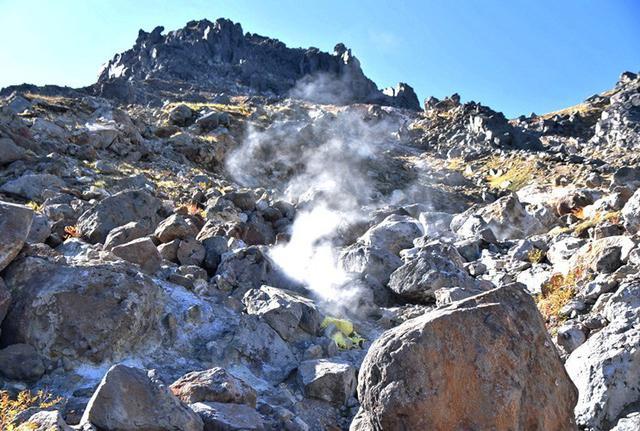 画像5: 北アルプス焼岳で山地機動訓練|守山駐屯地
