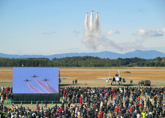 画像2: ファントム最後の航空祭|空自百里基地