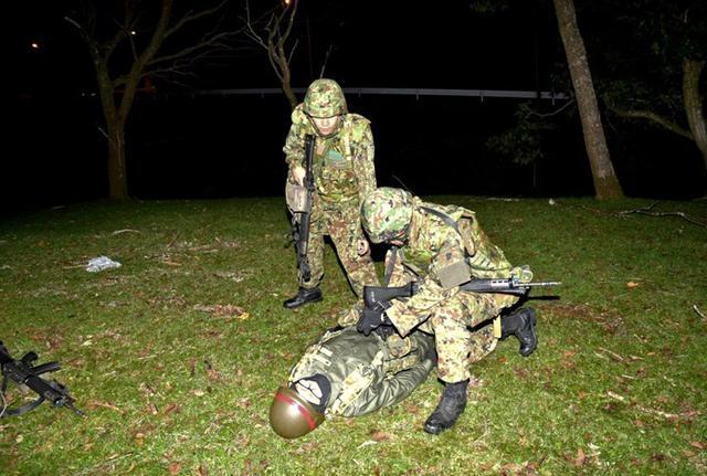 画像10: 「自ら考え、行動」連隊訓練検閲|久居駐屯地