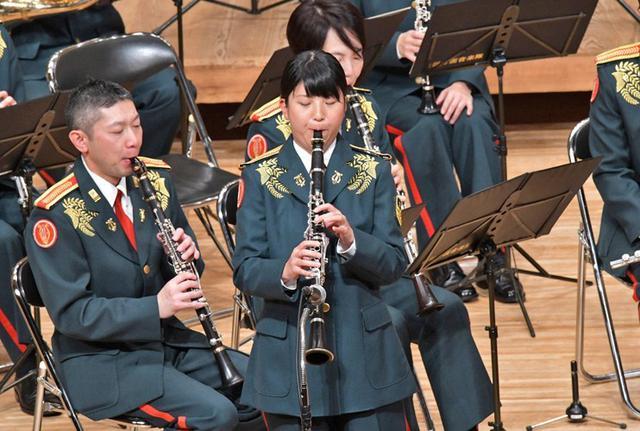 画像3: 「カワセミコンサート」開催|島松駐屯地