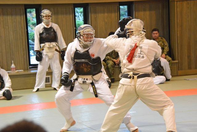 画像3: 全道日本拳法 8年ぶり2度目の優勝|名寄駐屯地