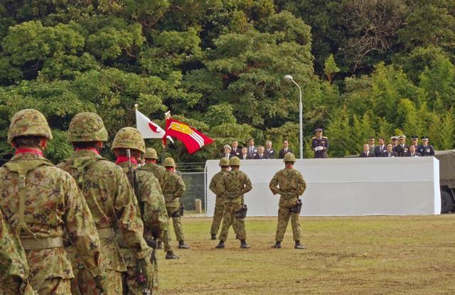 画像2: 「対馬を必ず防衛」39周年記念行事|対馬駐屯地