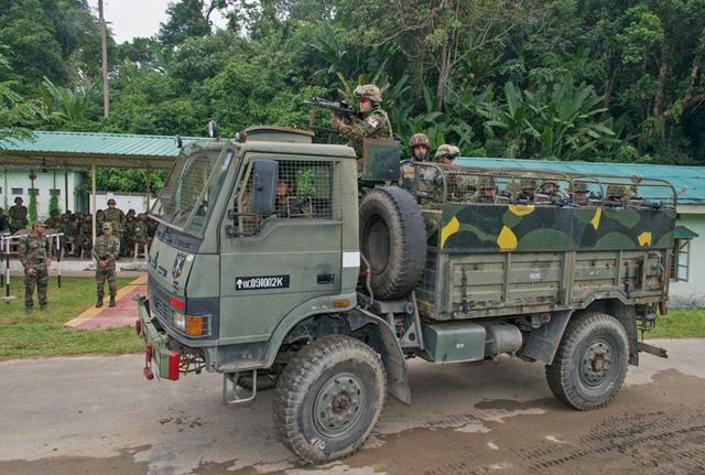 画像9: 対テロ戦術向上 インド陸軍と実動訓練|板妻駐屯地