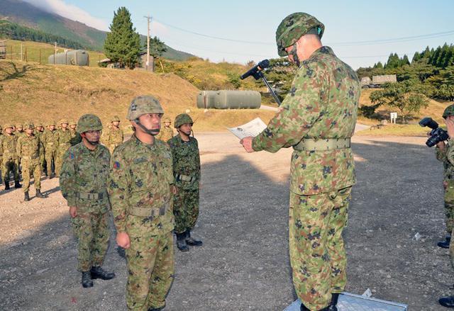 画像9: 西方混成団 創隊初の訓練検閲|久留米駐屯地