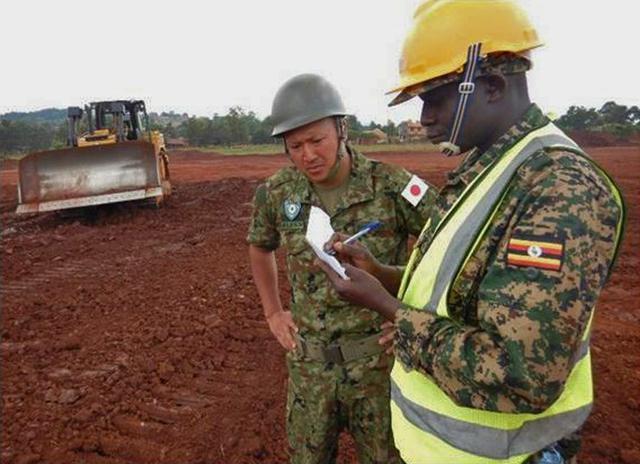 画像7: ウガンダPKO支援 隊員14人帰国|岩見沢駐屯地