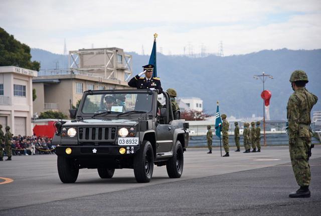 画像2: 「エアーフェスタYAO」に住民ら1万人|八尾駐屯地
