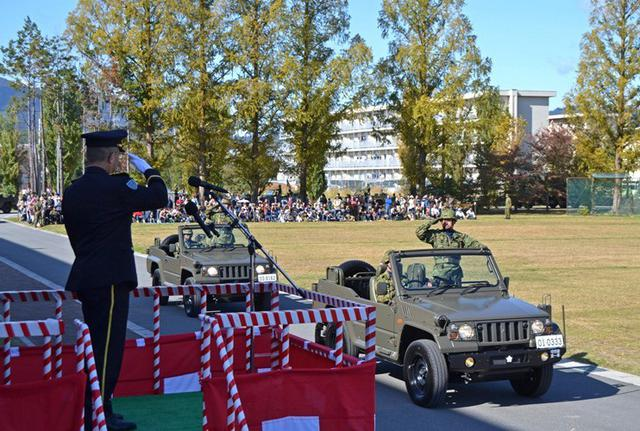 画像1: 地域と共に 65周年記念行事|桂駐屯地