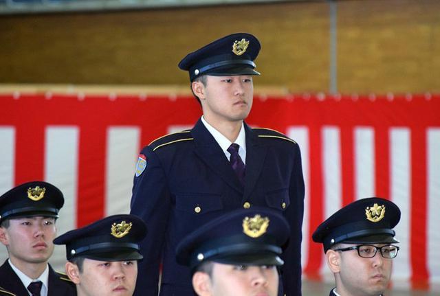 画像7: 「立派な自衛官に」自候生入隊式|青森駐屯地