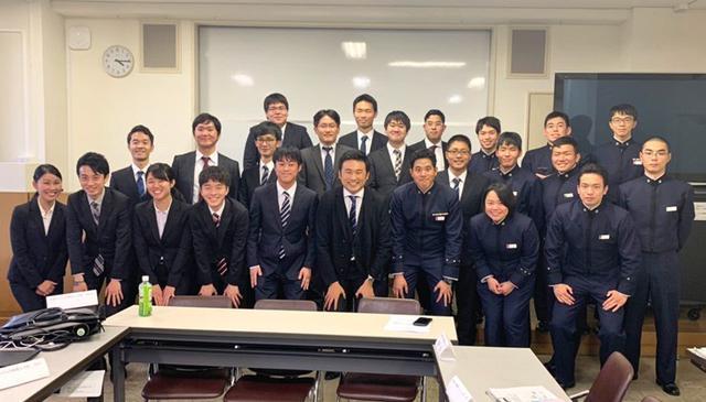 画像3: 防大生・京大生の討論会を支援|京都地本