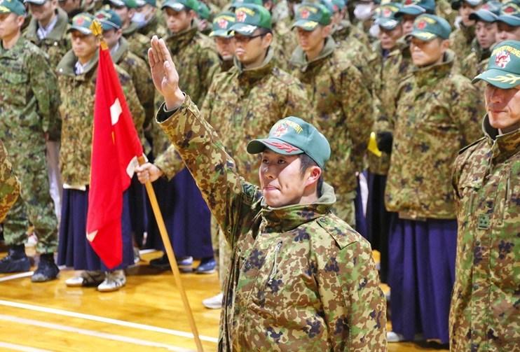 画像3: 2中隊が5連覇 銃剣道競技会|伊丹駐屯地
