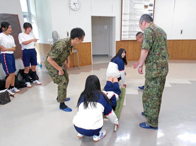 画像3: 高校生の災害総合学習を支援|兵庫地本
