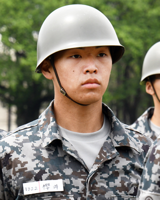 画像2: 【自候生インタビュー3弾】震災での隊員の姿に入隊決意、航空管制官を目指す
