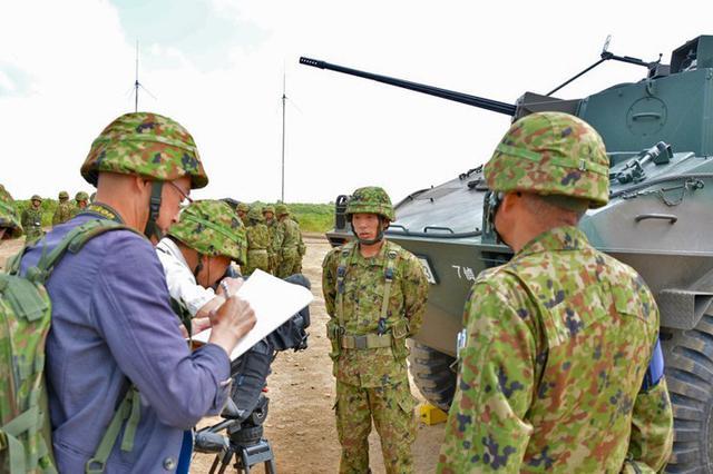 画像: 偵察部隊が射撃訓練|陸自7師団