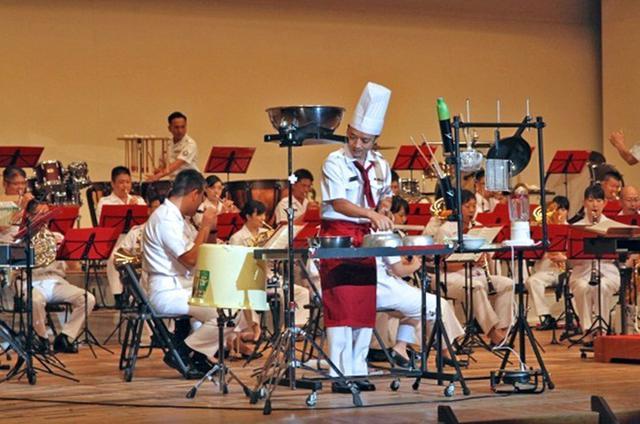 画像: 海自呉音楽隊コンサートを支援|大分地本
