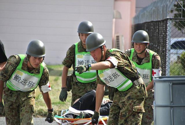 画像2: 大規模地震想定し医療活動訓練|神町駐屯地